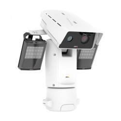 Caméra IP Axis Q8742-LE bispectral 35 mm