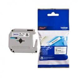 Ruban cassette MK 9mm Bleu / Blanc