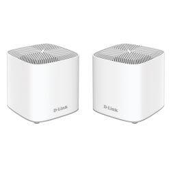 Solu. WiFi6 MESH AX1800 Pour la Maison (Pack de 2)