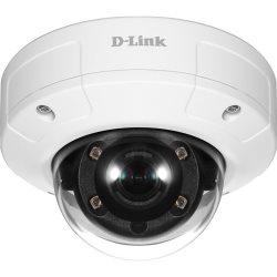 Caméra Dôme IK10 FullHD H265 IP66 PoEaf IR20m WDR