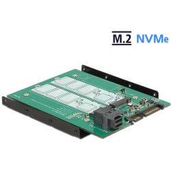 Convertisseur SATA pin 22 > M.2 Key 1x M + 1xB
