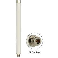 Antenne Wifi ac N femelle 8dBi 280 mm omni