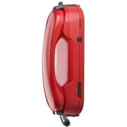 Téléphone urgence HD2000 anal. sans clavier rouge