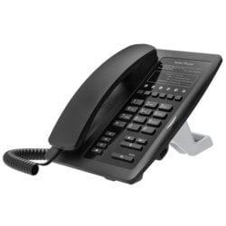 Téléphone SIP H3-Hotel 2 comptes SIP noir