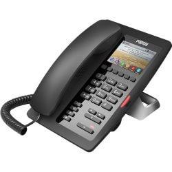 Téléphone SIP H5-Hotel PoE noir