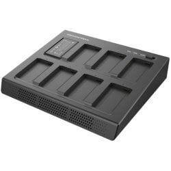 Support de charge pour 8 batteries WP820