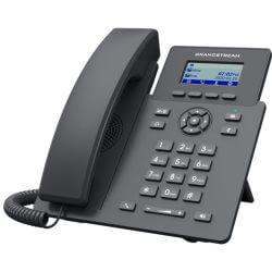 Téléphone SIP GRP2601P 2 appels PoE