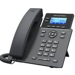 Téléphone SIP GRP2602P 2 appels PoE