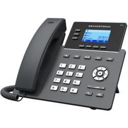 Téléphone SIP GRP2603P 3 appels PoE