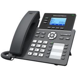 Téléphone SIP GXP2604P 3 appels PoE