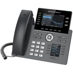 Téléphone IP GRP2616 2 écrans couleur audio HD