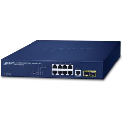 Switch GS-4210-8T2S 8 ports Giga + 2 SFP