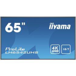"""Moniteur 64,5"""" IPS Led 4K UHD HP VGA/DVI/HDMI"""