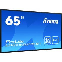 "Moniteur 64,5"" IPS Led 4K UHD HP VGA/DVI/HDMI/DP"