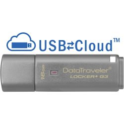 Clé USB 3.0 Kingston DataTraveler Locker 16Go