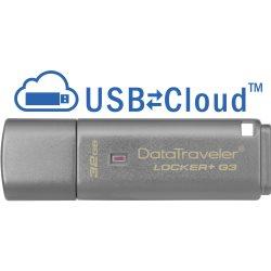 Clé USB 3.0 Kingston DataTraveler Locker 32Go