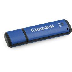 Clé USB 3.0 Kingston Vault Privacy 8Go