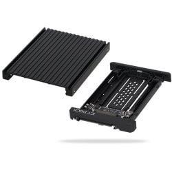 """Adaptateur M.2 PCIe NVMe > SSD U.2 PCIe 2,5"""""""