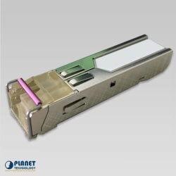 Module SFP WDM Tx1550 60KM 100Mbps -40/+75°C DDM