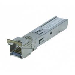 Module Mini GBIC RJ45 100m -40/+75°C