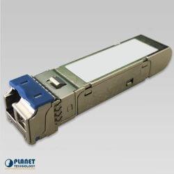 Mini GBIC WDM TX1490 80KM DDM -40 to 75°C