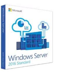 Windows 2019 Server Standard 64 bits DVD 16 Core