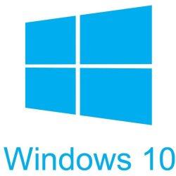 Microsoft Windows 10 Pro 32-bit/64-bit sans DVD