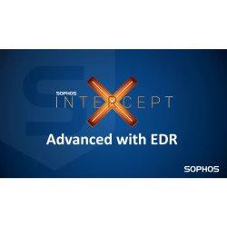 Central Intercept X Advanced avec EDR